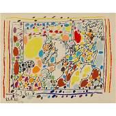 Pablo Picasso, Le Picador II, 1961
