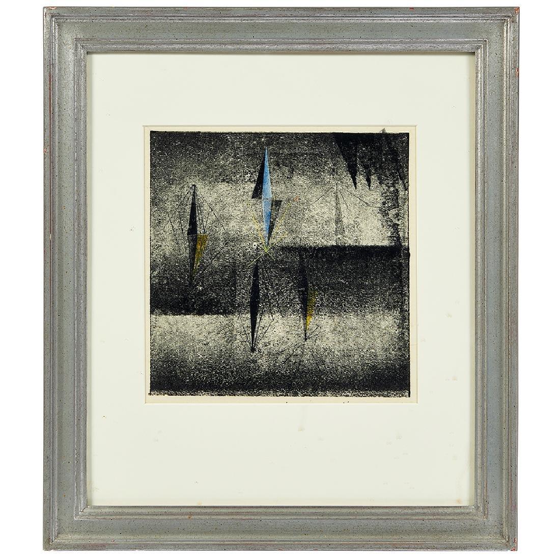 Harry Bertoia, Untitled - 2