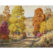 Charles Dahlgren, Down the Road, Brown County