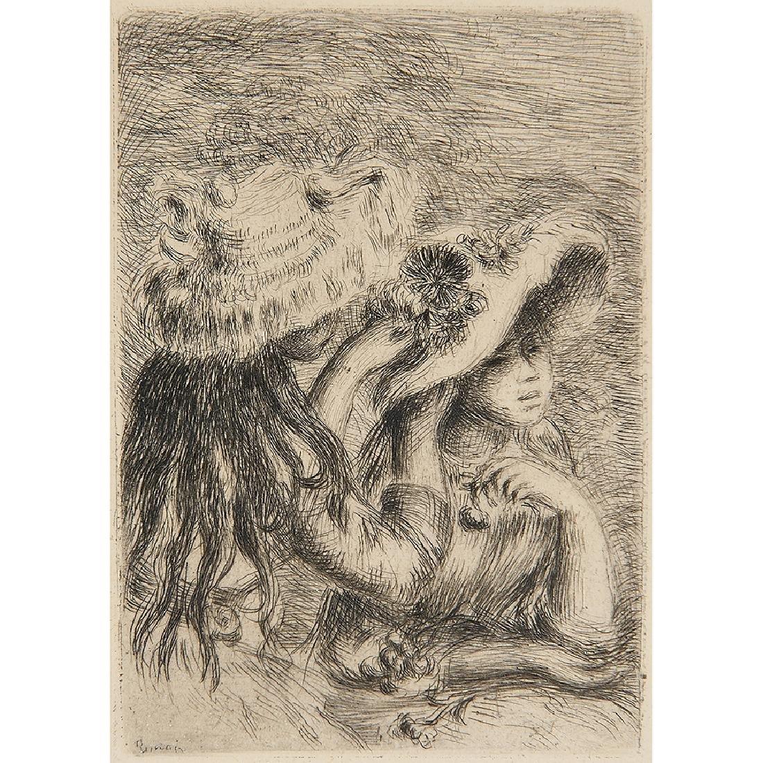 Pierre-Auguste Renoir, Le Chapeau Epingle