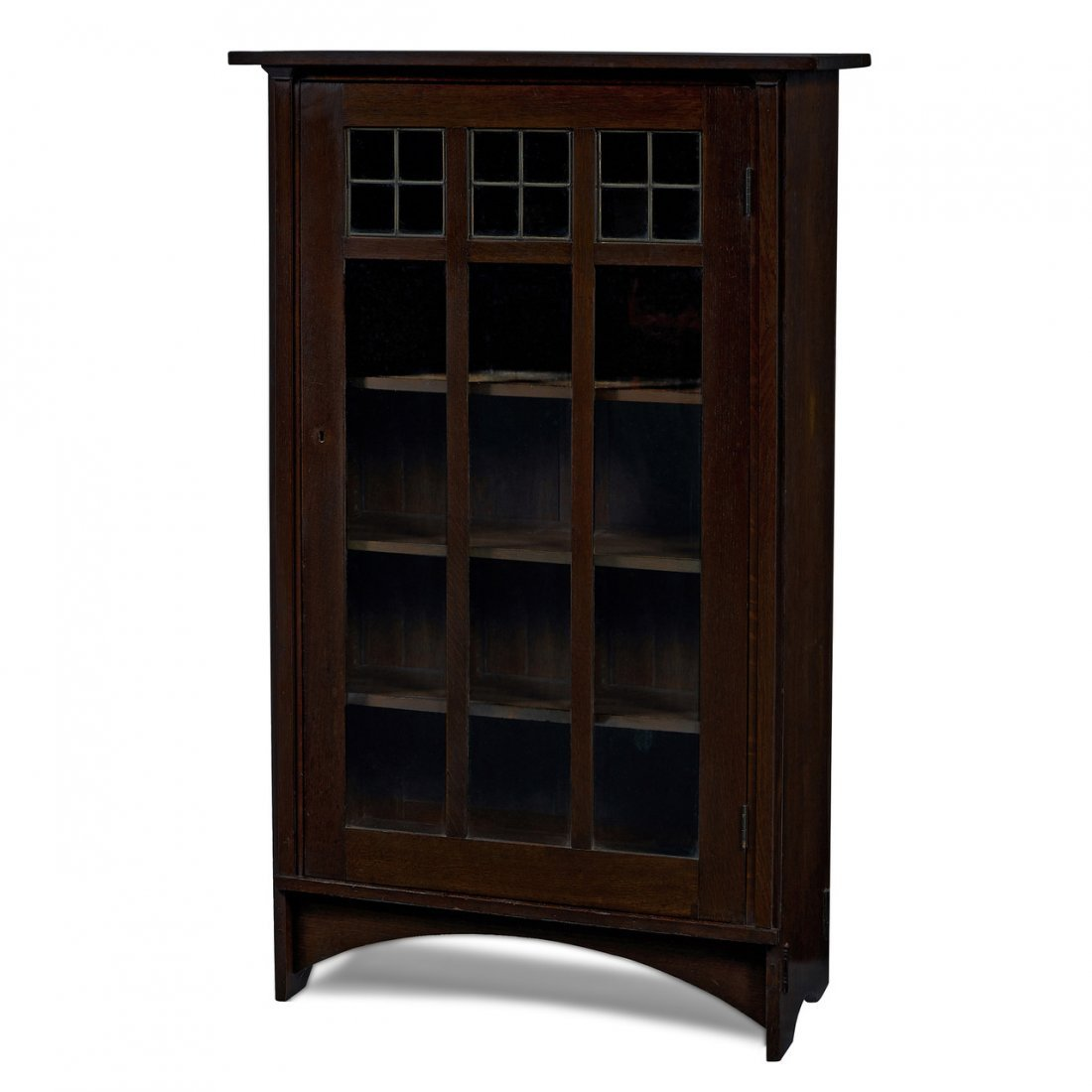 Gustav Stickley (1858-1942) bookcase