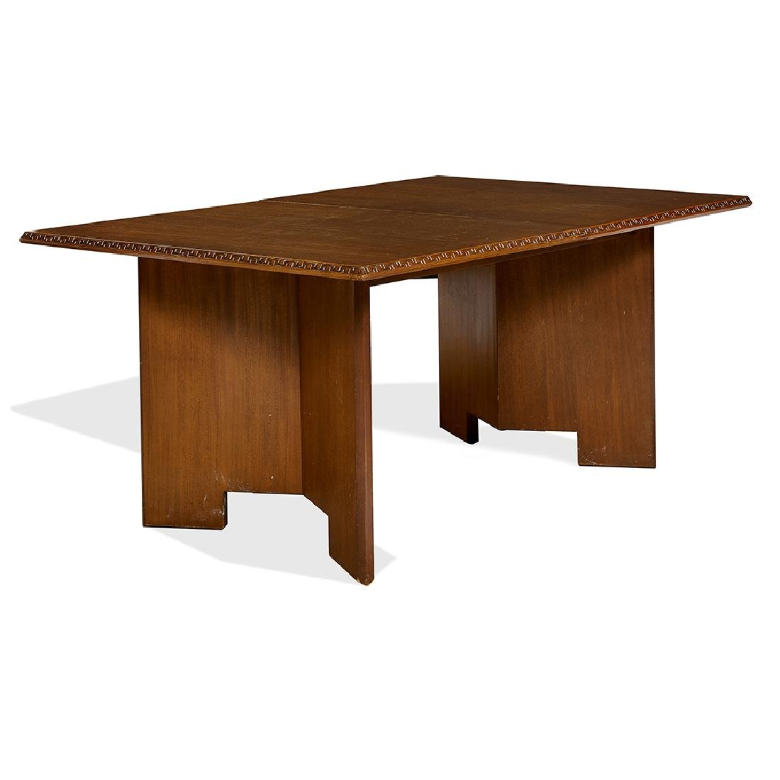 Frank Lloyd Wright / Henredon dining table