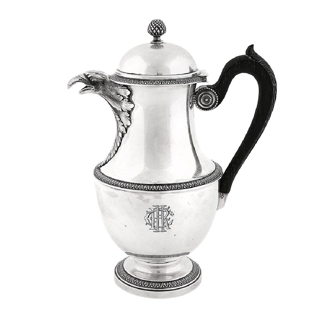 Henri Gauthier bachelor coffee pot
