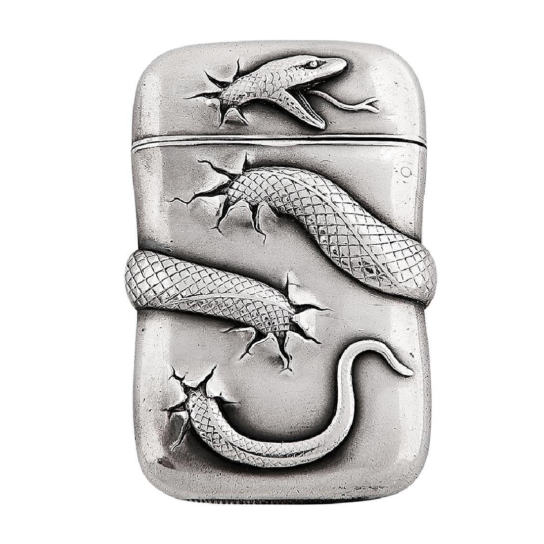 Maker Unknown Snake match safe