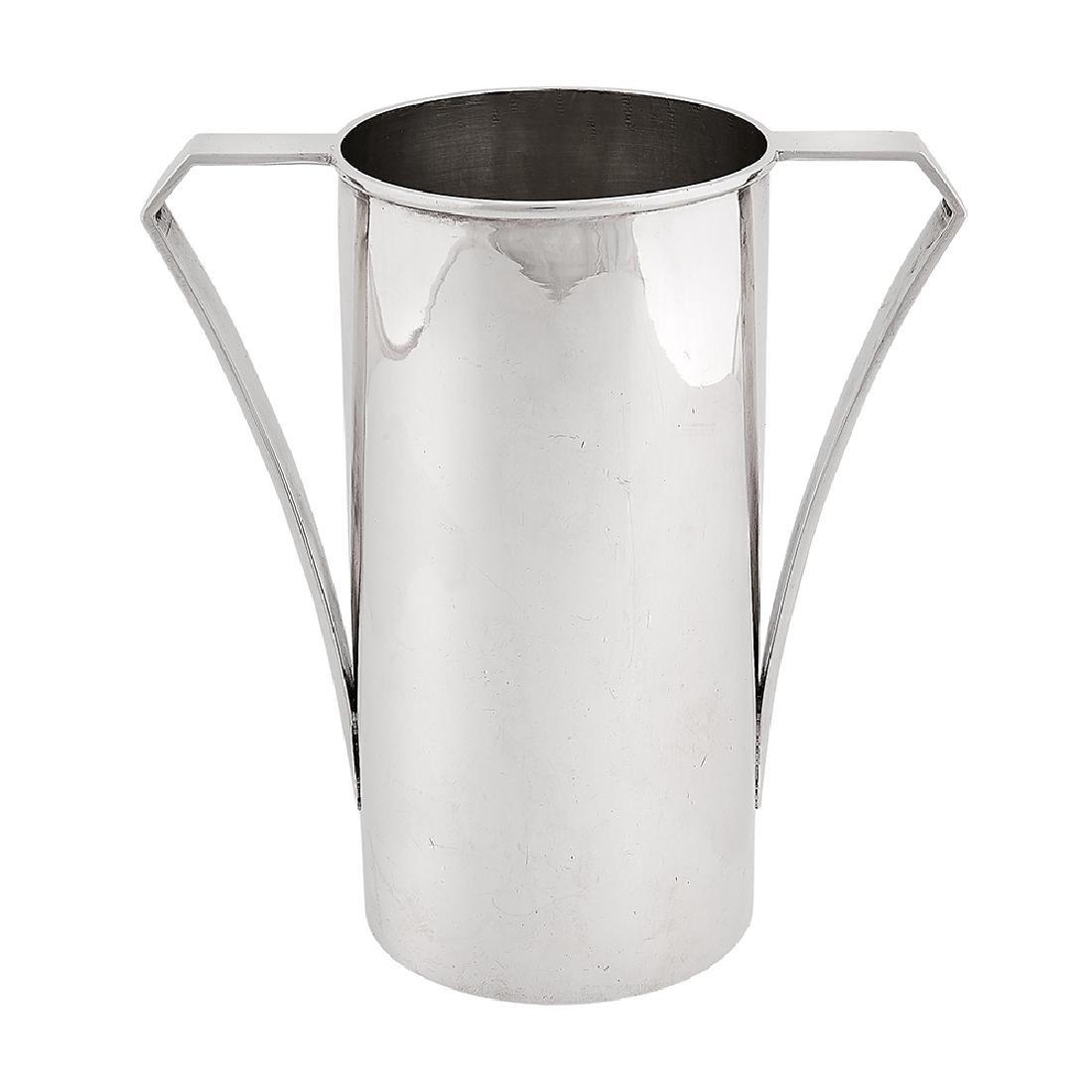 The Kalo Shop double-handled trophy form vase