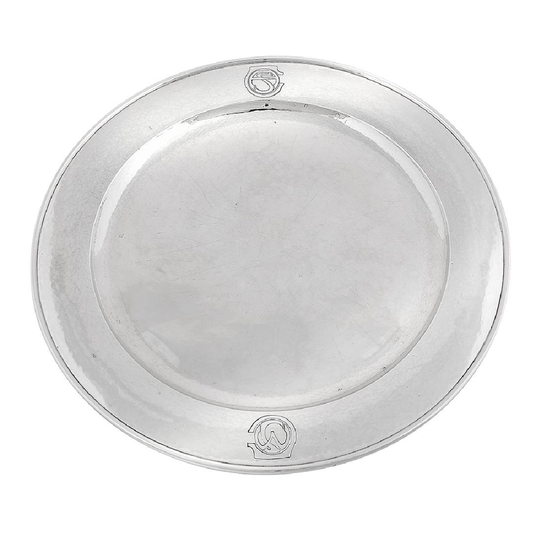 The Kalo Shop round cake plate