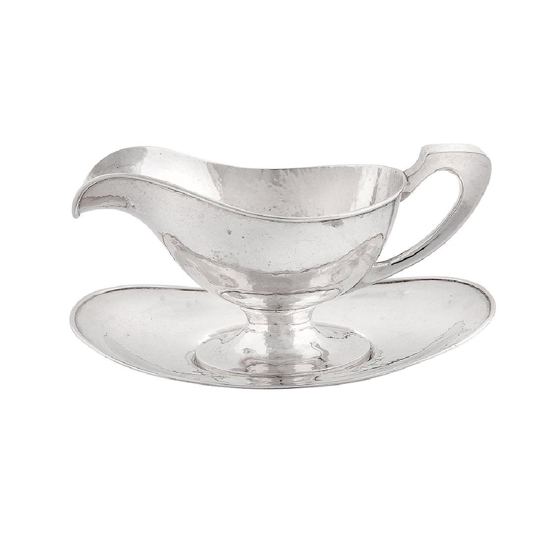 Edward H. Breese gravy boat or sauce server