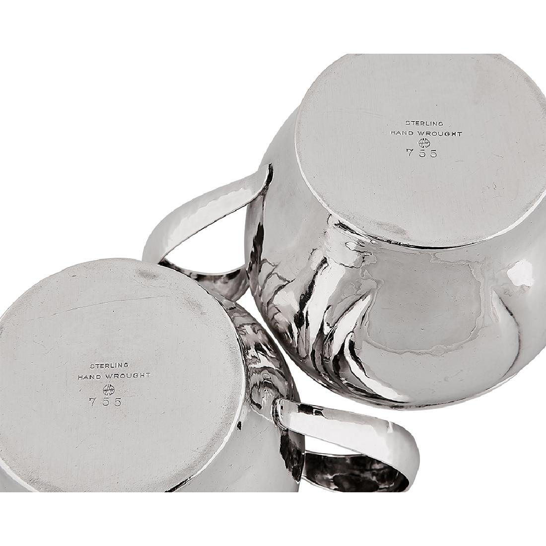 Eicher Studios creamer and sugar set - 2