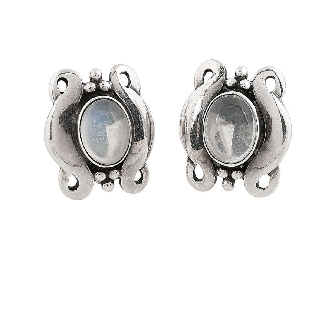 The Kalo Shop earclip earrings