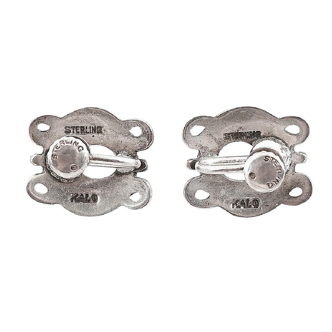 The Kalo Shop earclip earrings - 2