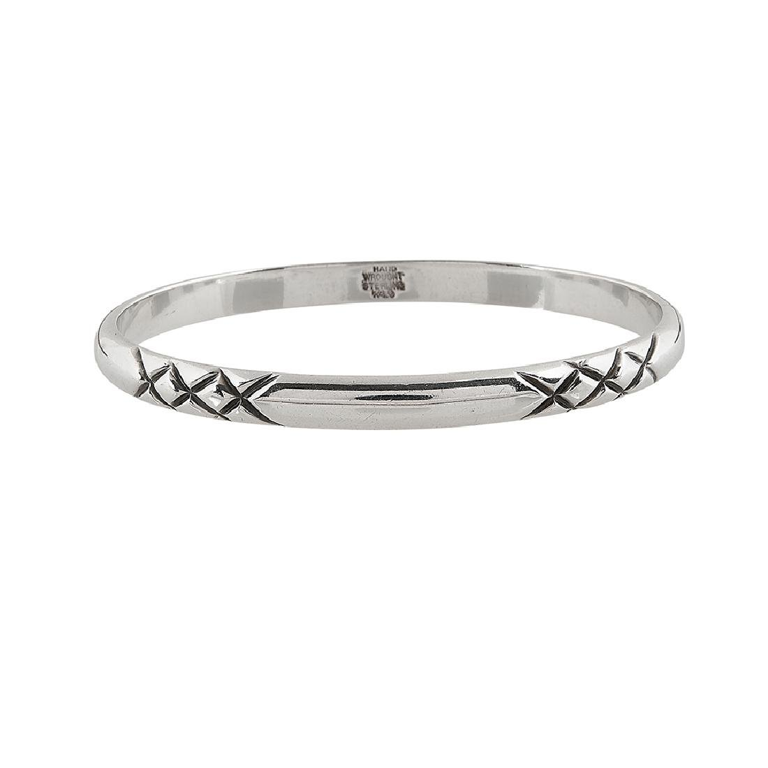 The Kalo Shop bangle bracelet