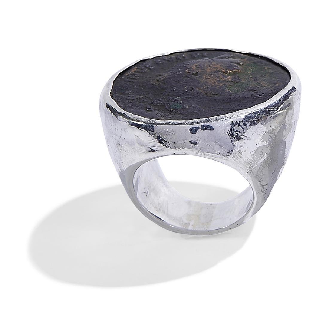 Modern / Ancient Roman ring