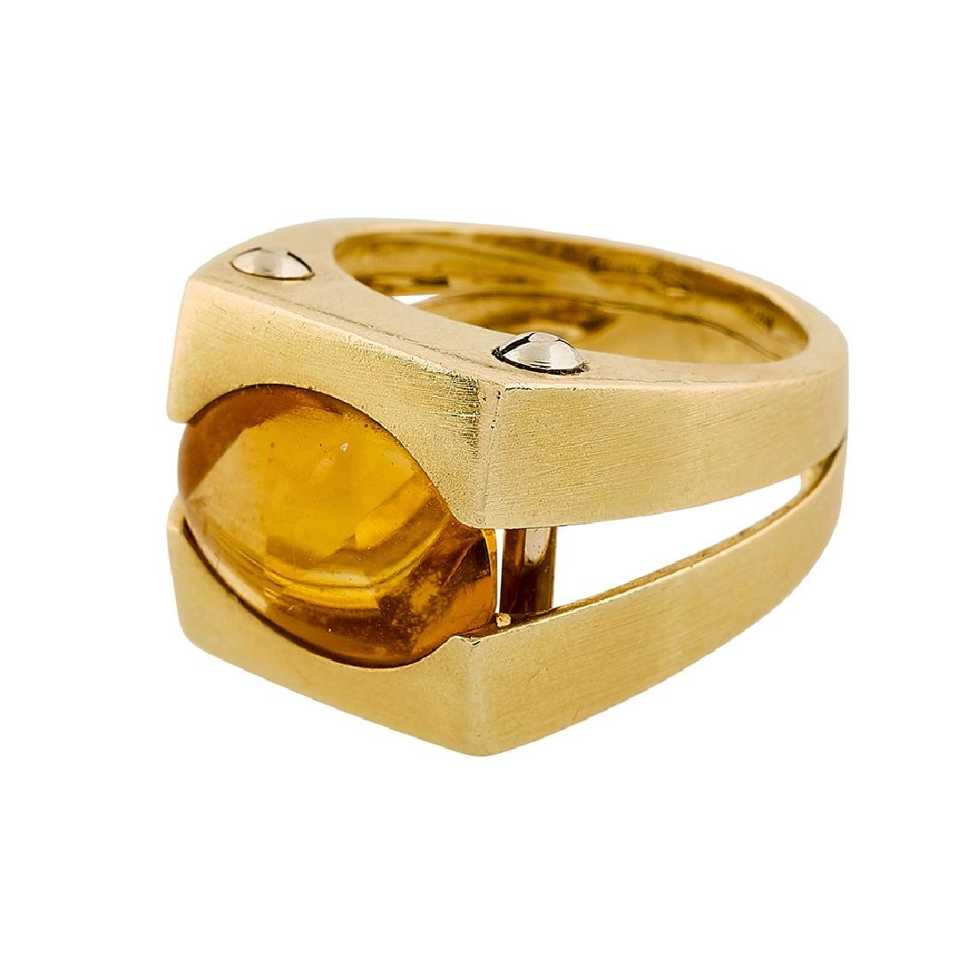 Roberto Coin, Attribution ring