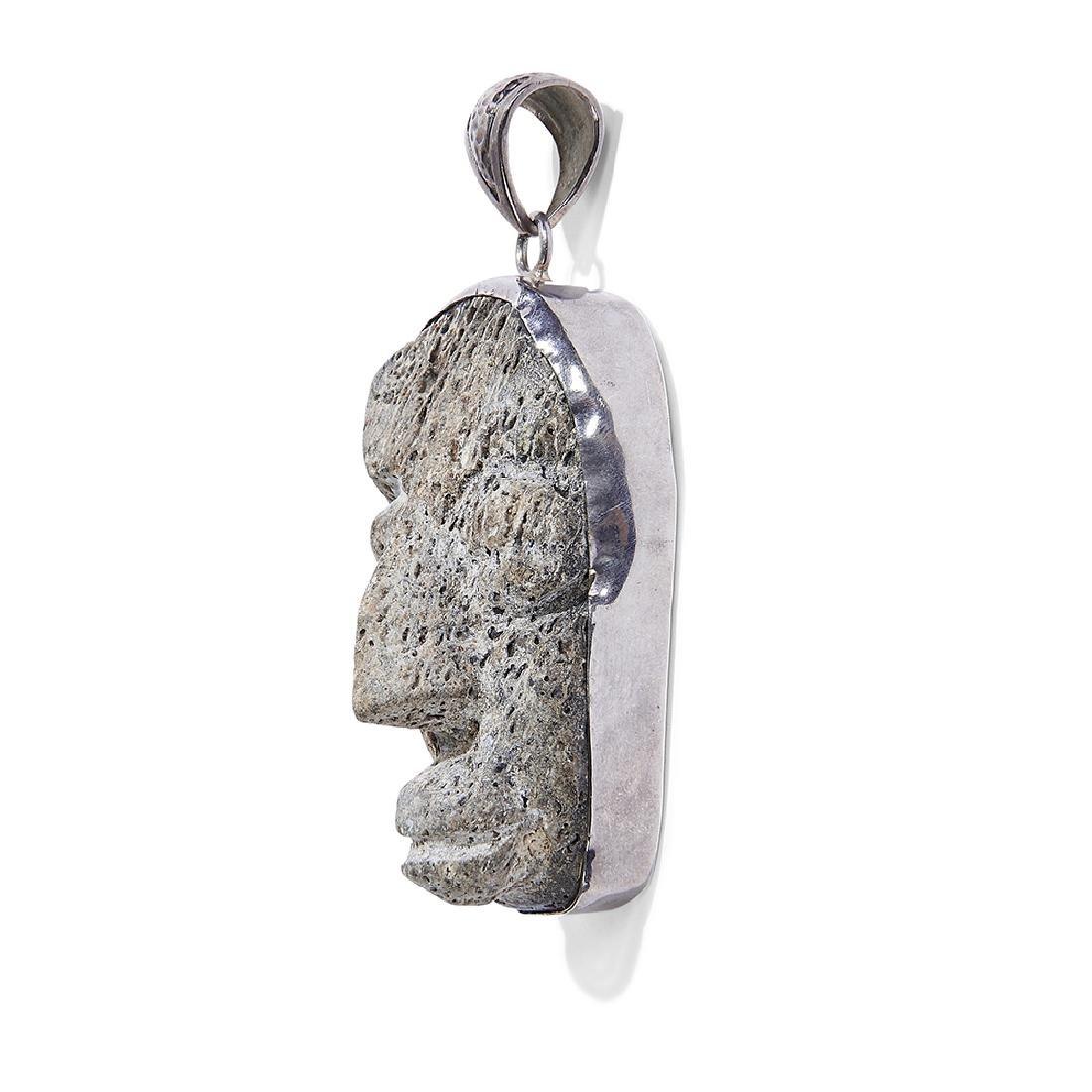 Modern / Pre-Columbian artifact pendant