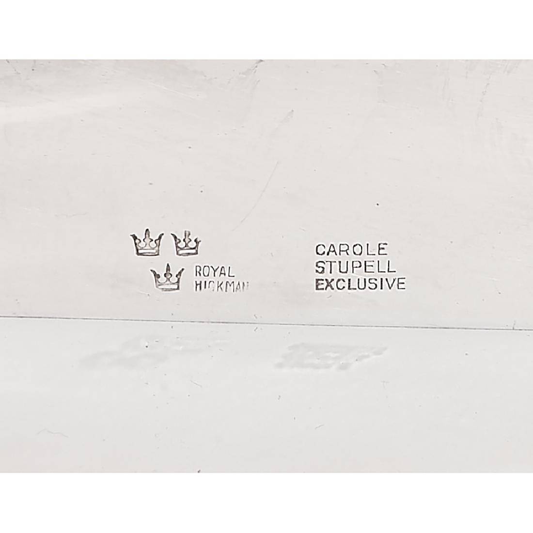 Royal Hickman / Carole Stupell candlesticks, pair - 2