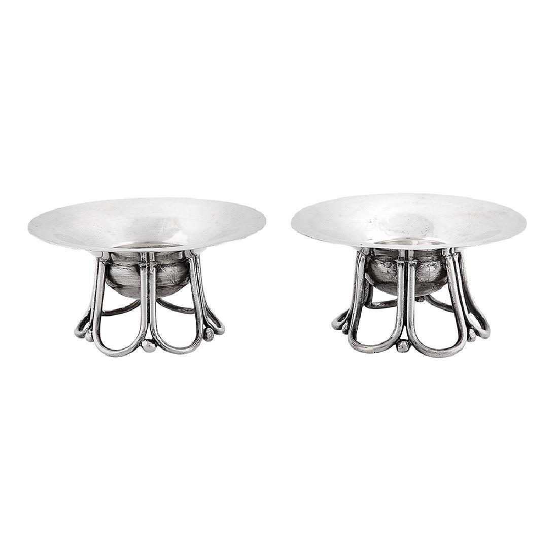 William Spratling (1900-1967) small bowls, pair - 2