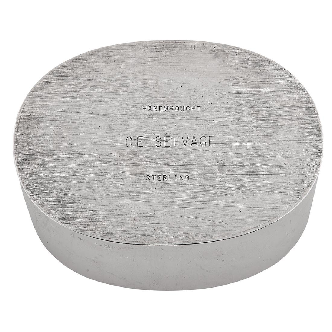 Charles E. Selvage covered dresser box - 2