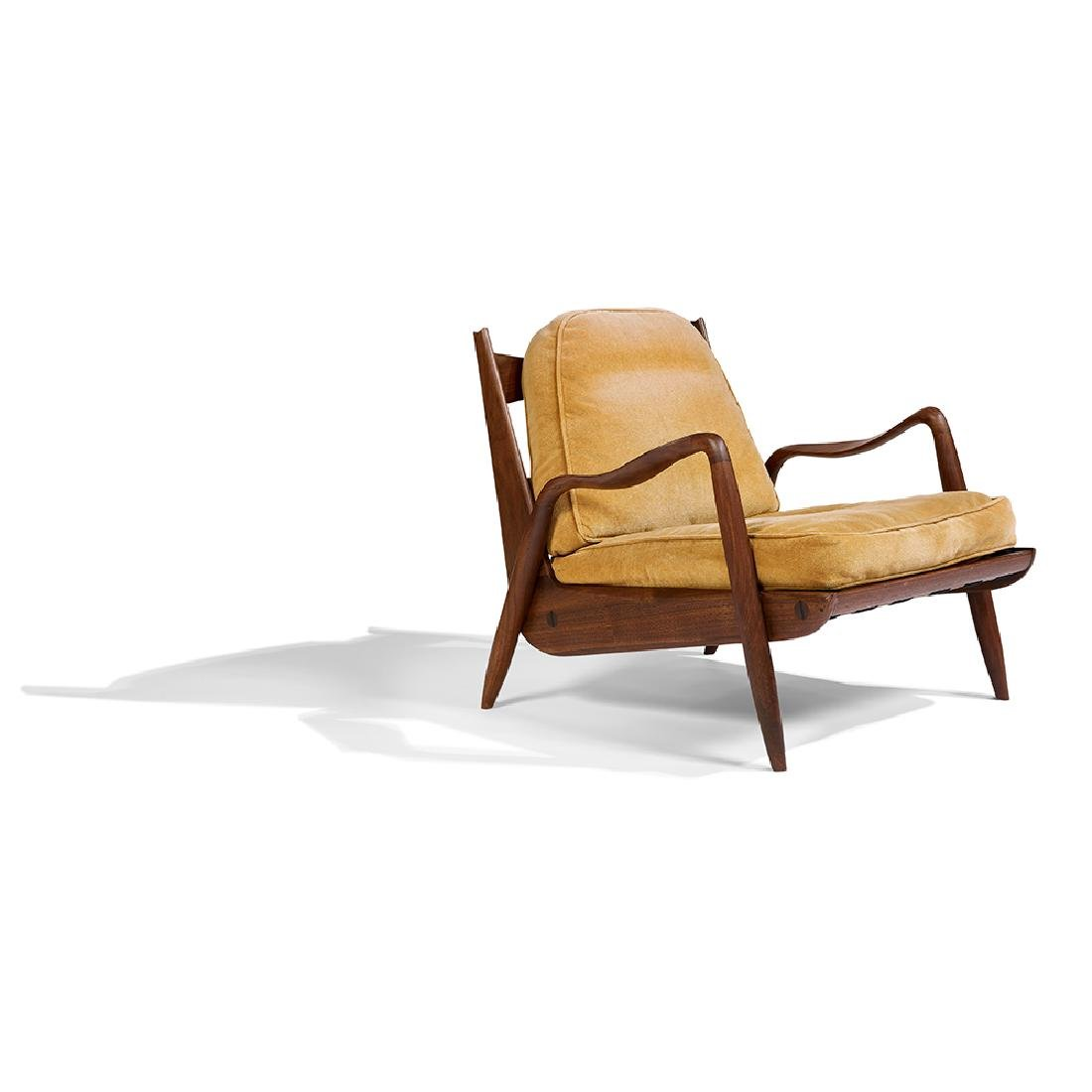 Phillip Lloyd Powell New Hope lounge chair