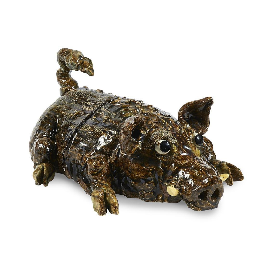 David Gilhooly, Wart Hog