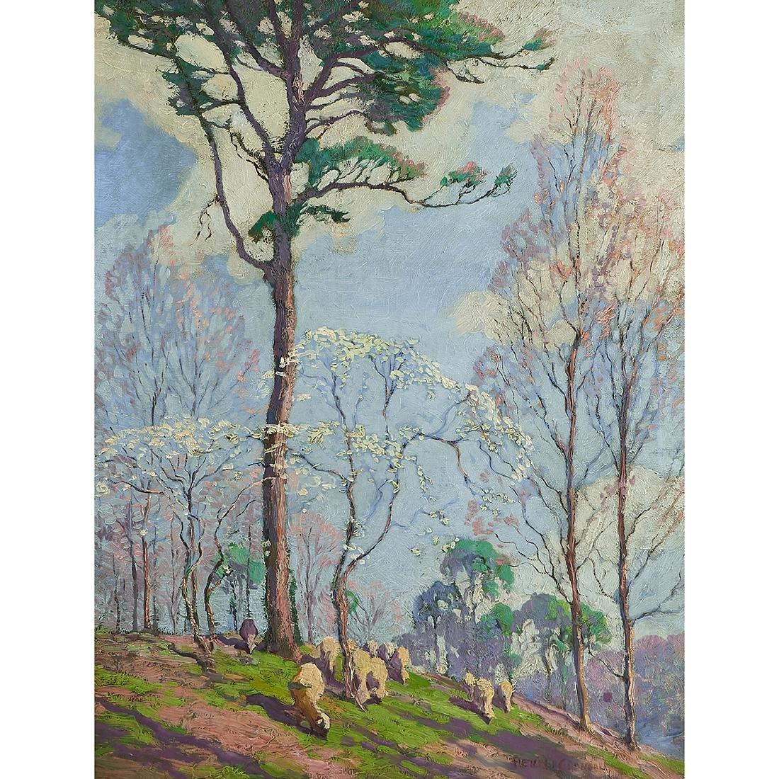 Fletcher Ransom, Landscape