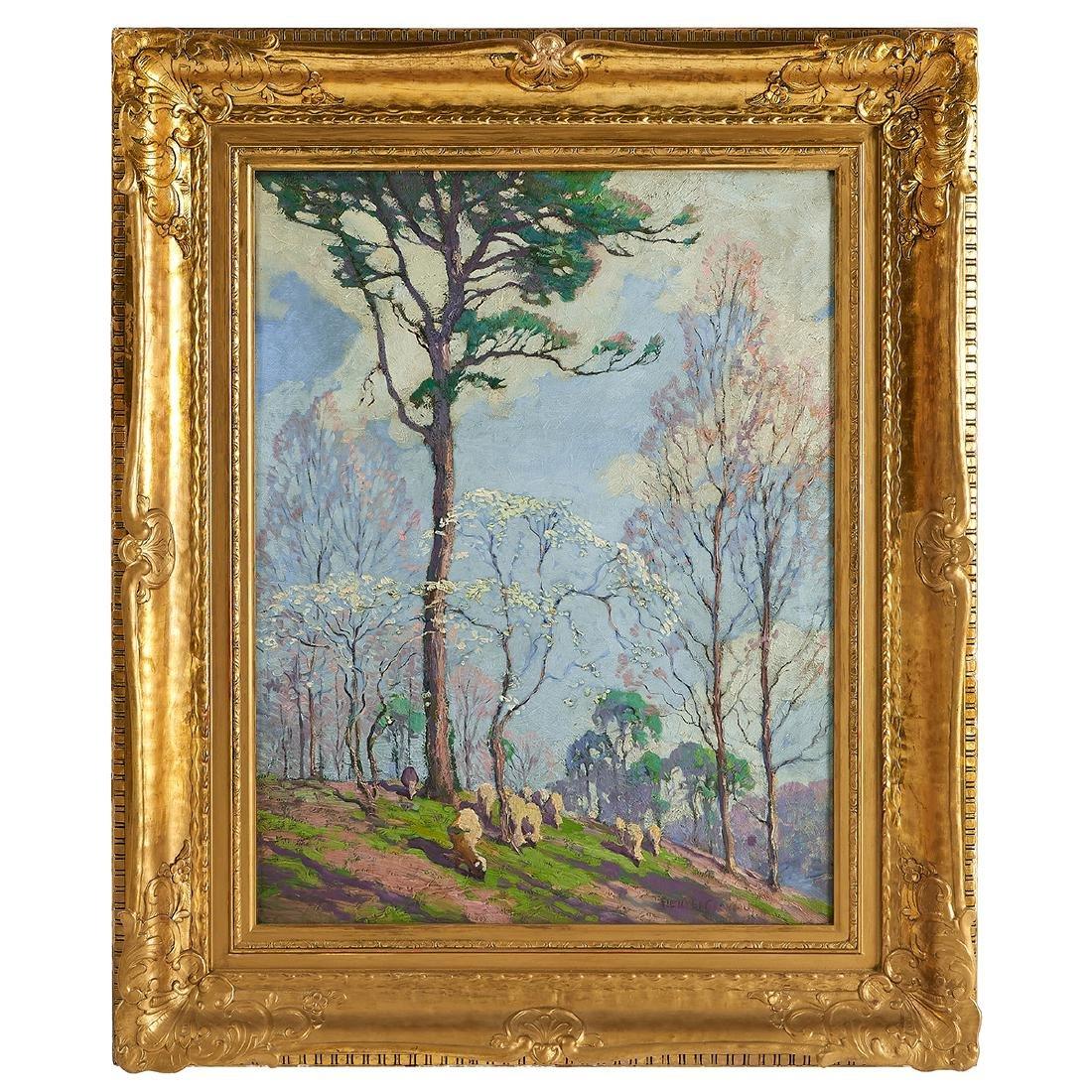 Fletcher Ransom, Landscape - 2