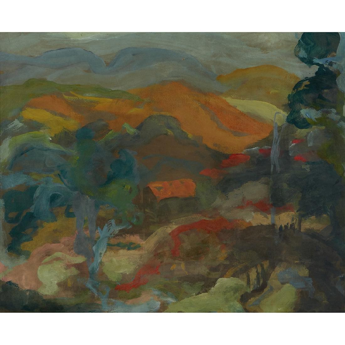 Artist Unknown,  Landscape