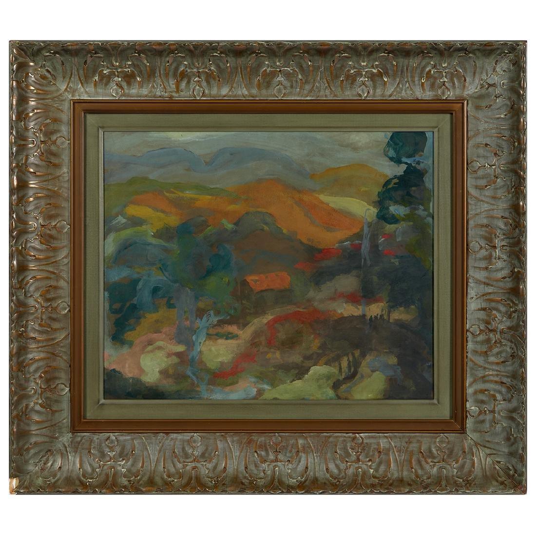 Artist Unknown,  Landscape - 2