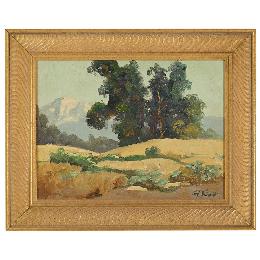 Carl Schmidt, Landscape - 2