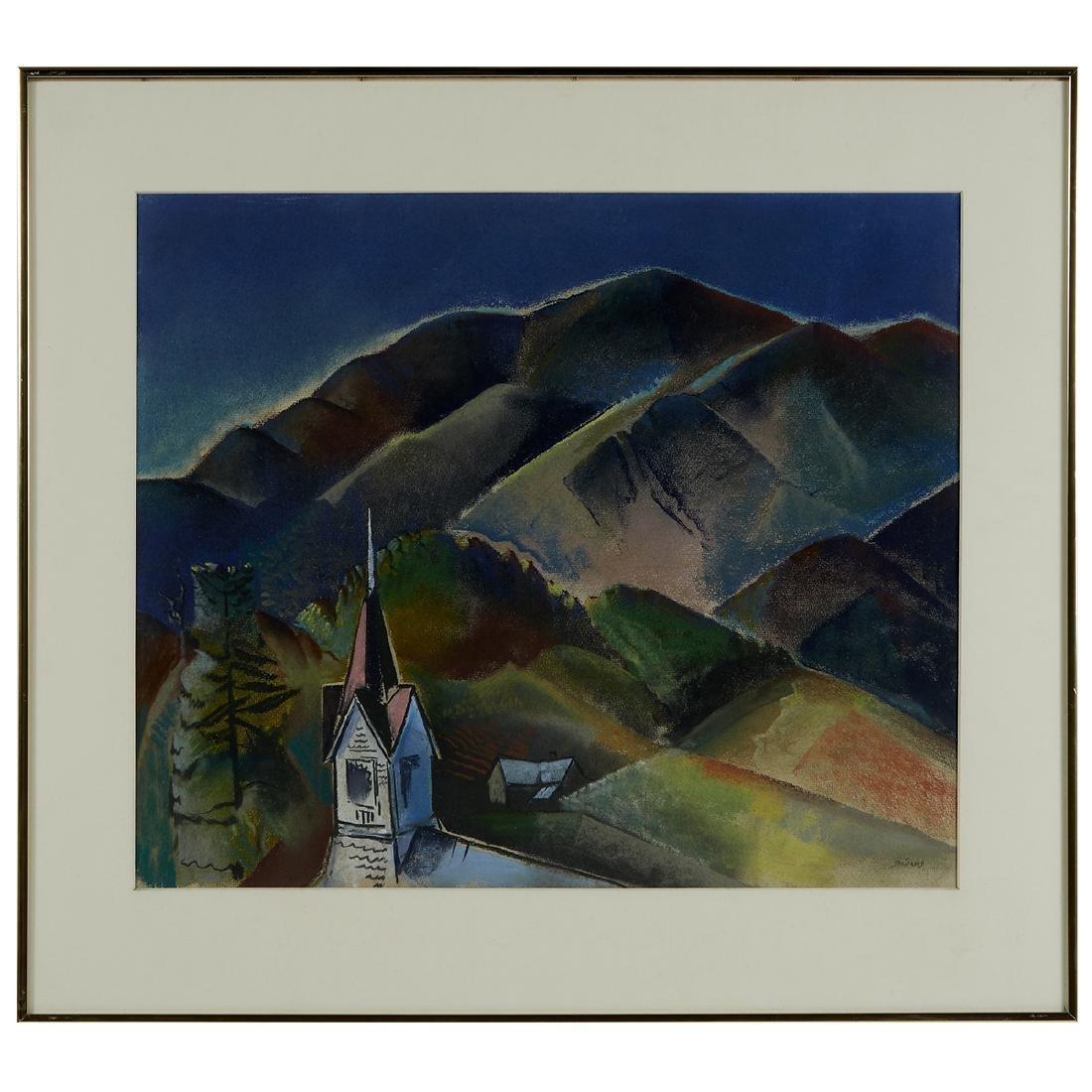 Will Stevens, Landscape - 2
