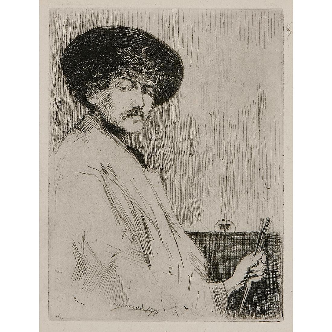 Percy Thomas, James McNeill Whistler