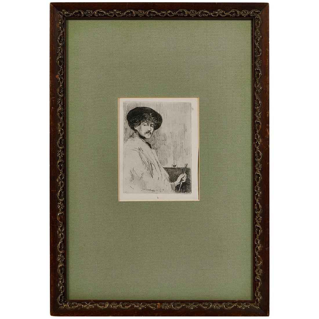Percy Thomas, James McNeill Whistler - 2