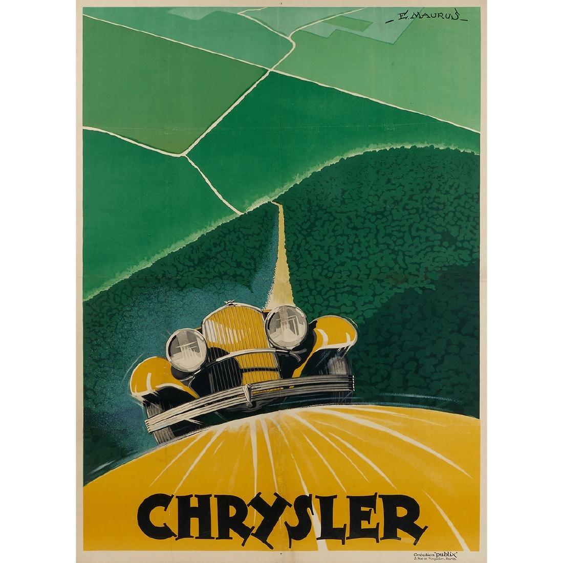 Edmond Maurus, Chrysler