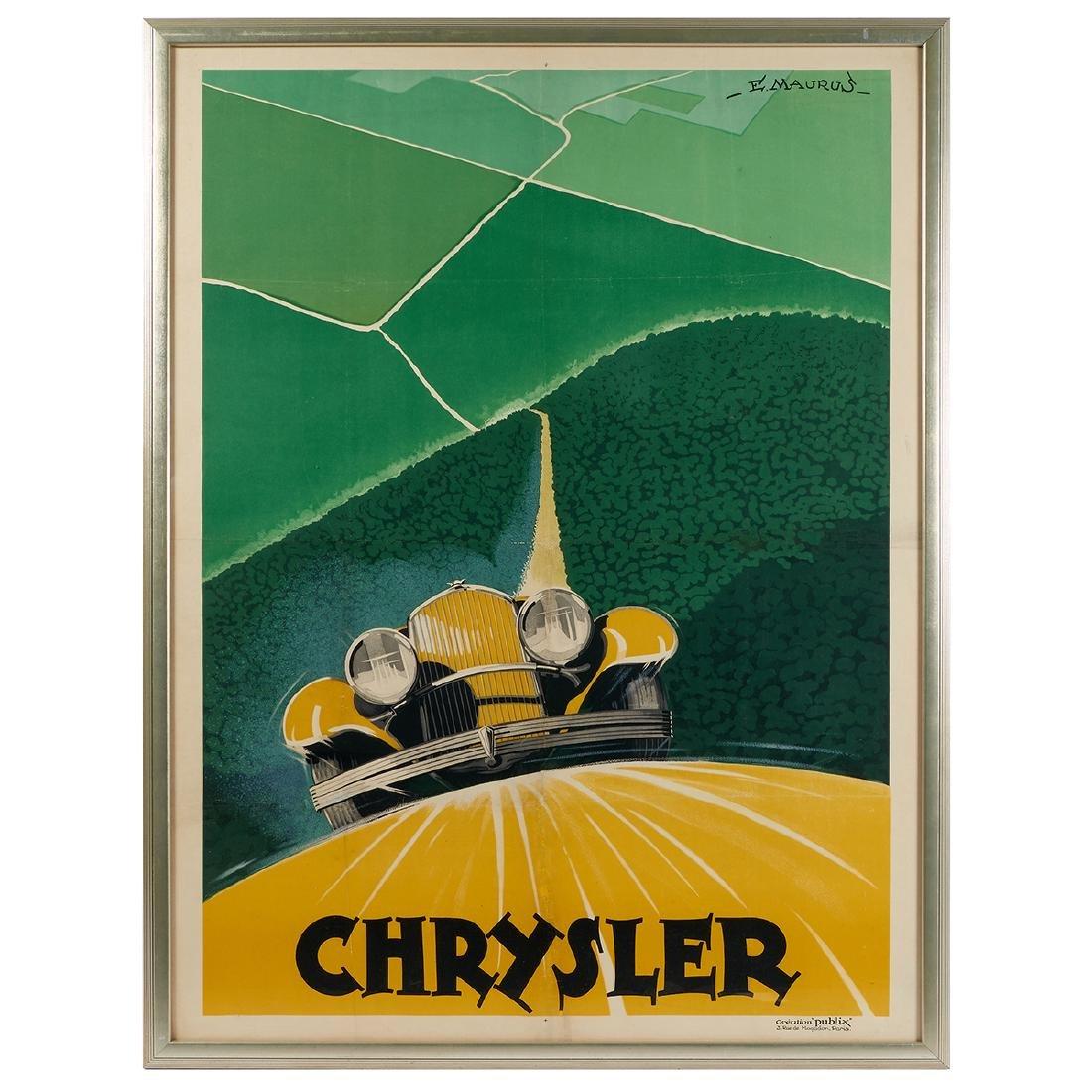 Edmond Maurus, Chrysler - 2