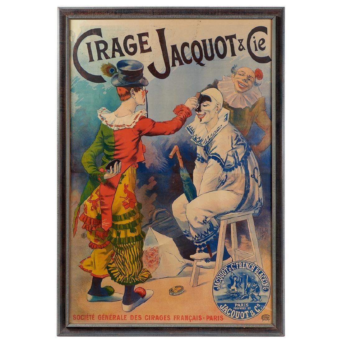 Lucien Lefevre, Cirage Jacquot & Cie - 2