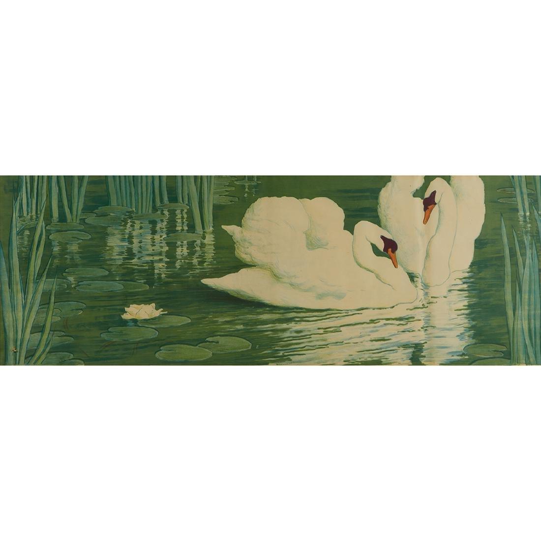 Alfredo Müller, Swans