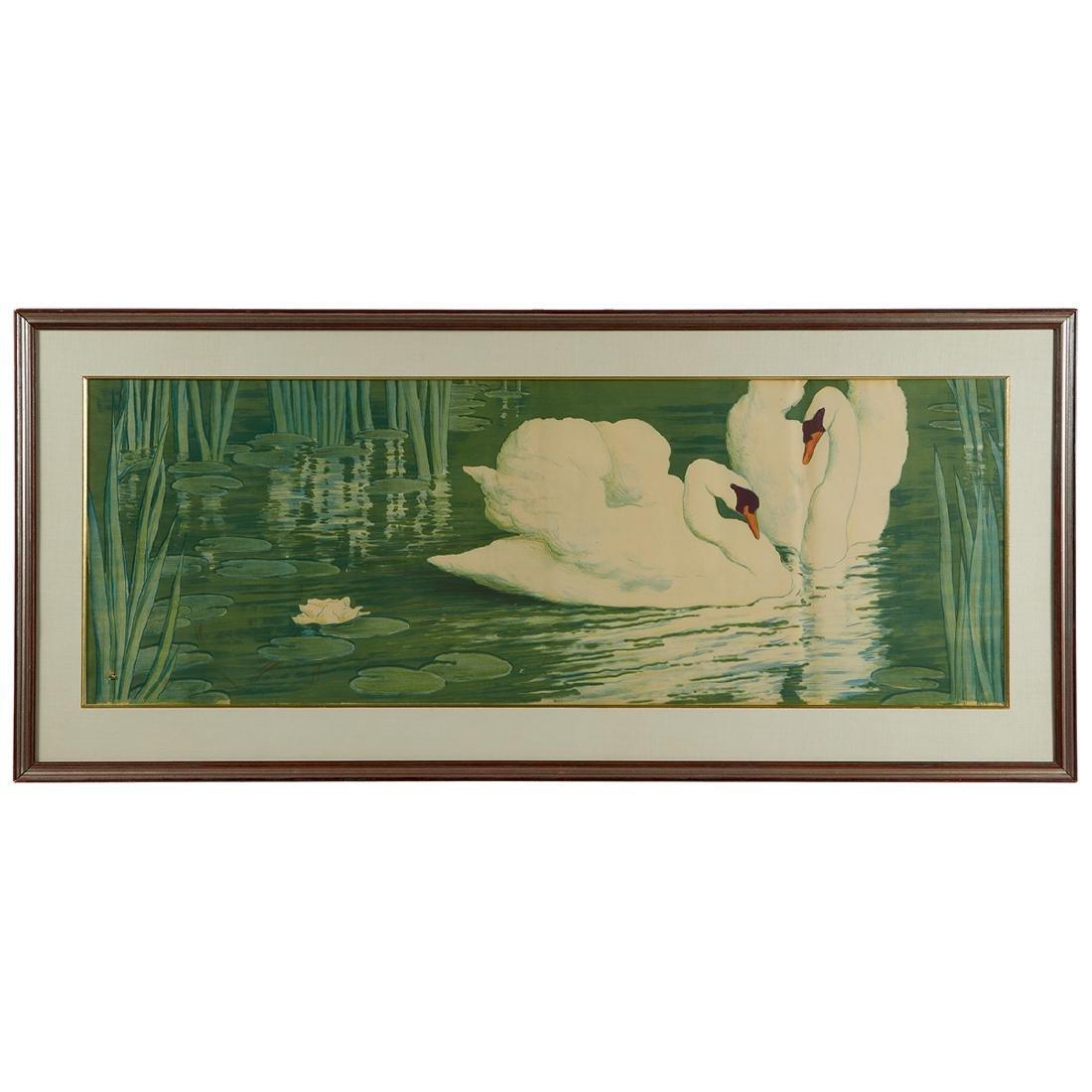 Alfredo Müller, Swans - 2