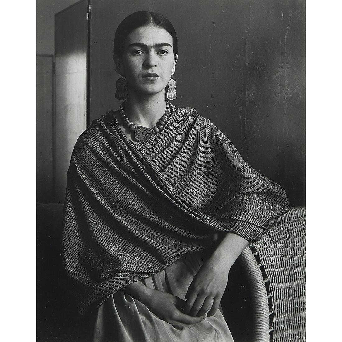 Imogen Cunningham, Frida Kahlo Rivera