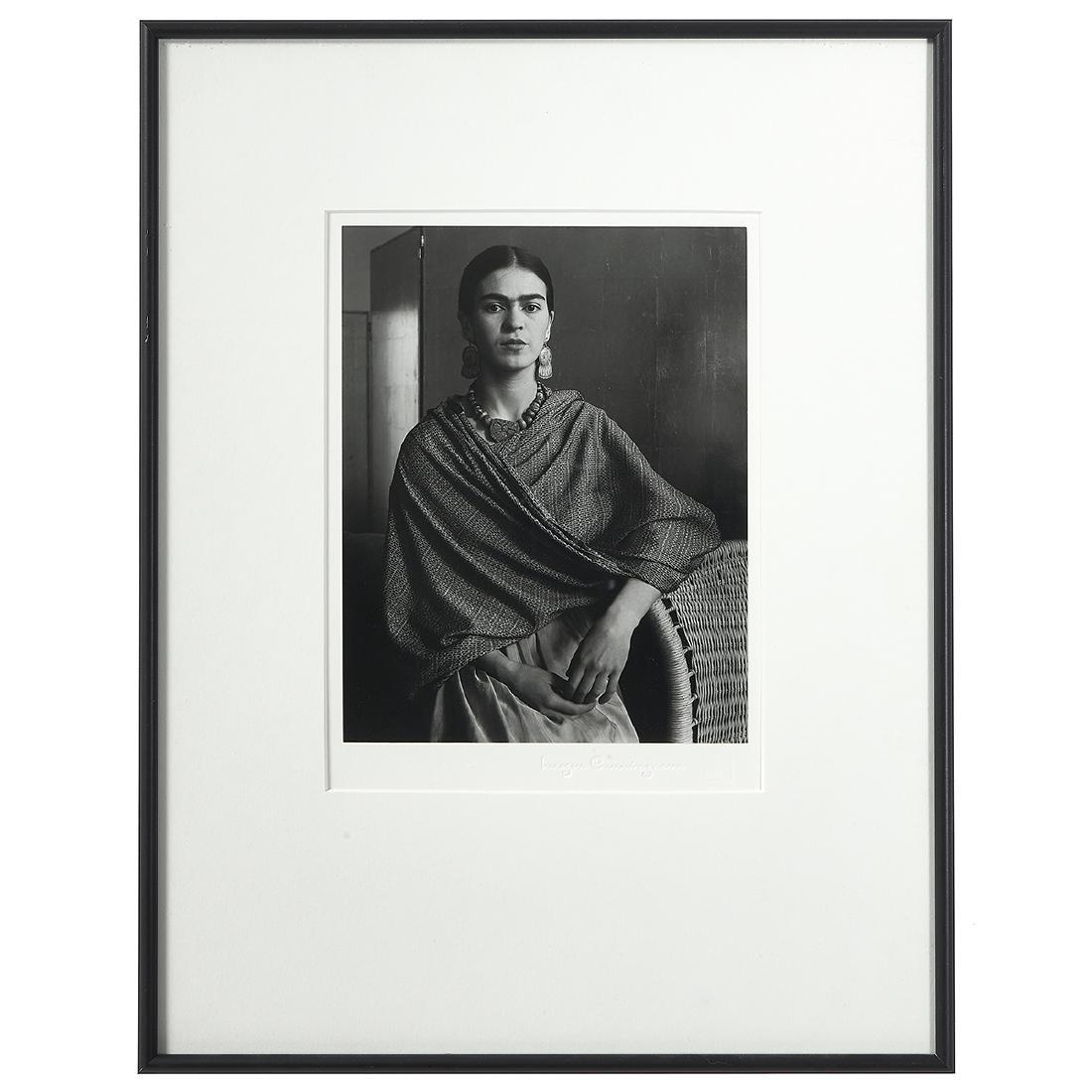 Imogen Cunningham, Frida Kahlo Rivera - 2
