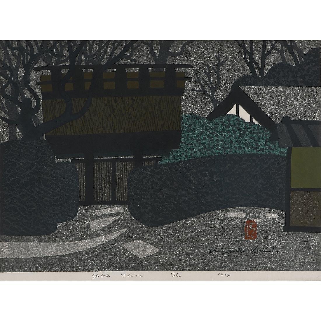 Kiyoshi Saito, Saga Kyoto