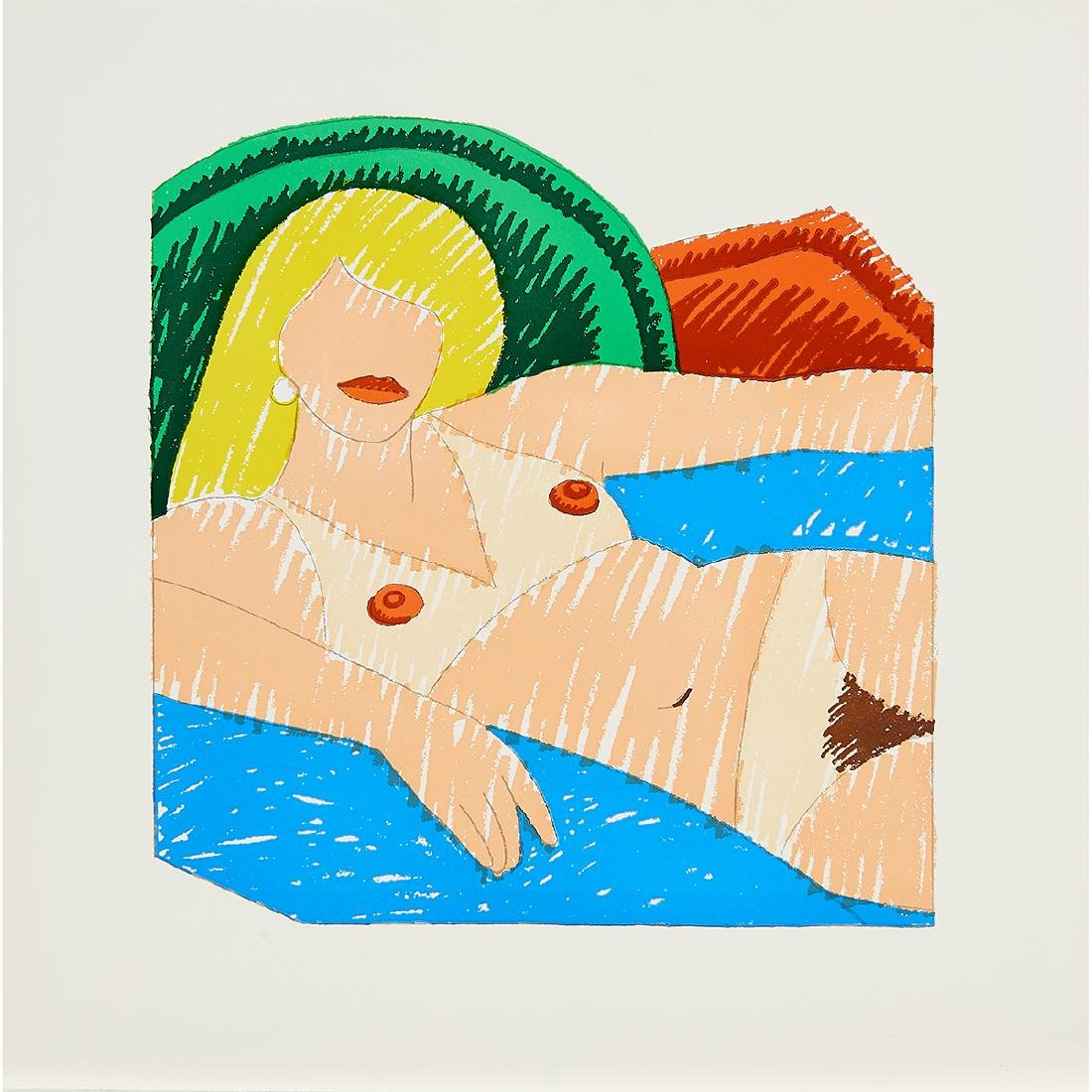 Chuck Close, Tom Wesselmann - 3