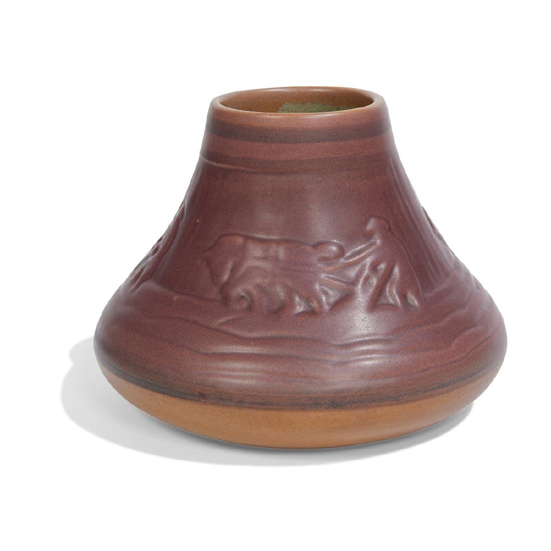 University of ND, School of Mines, Plowman Vase