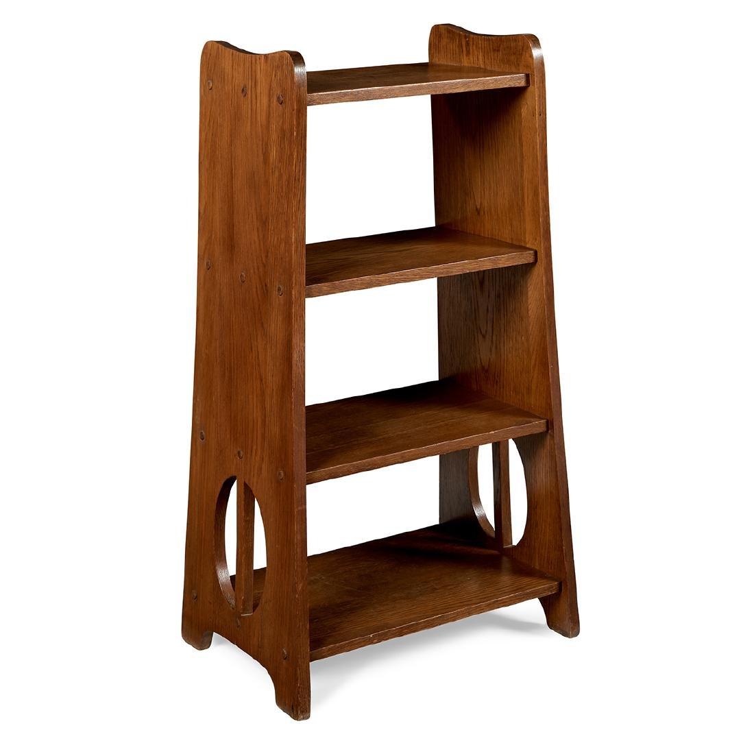 Charles P. Limbert Furniture Co., Magazine Stand