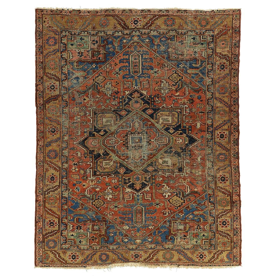 Persian, Hariz Wool Rug