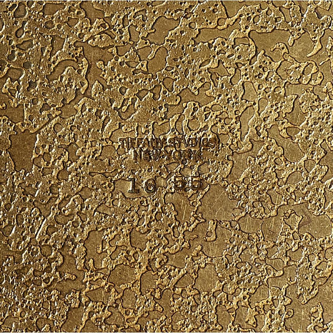 Tiffany Studios, Zodiac Humidor, #1655 - 3