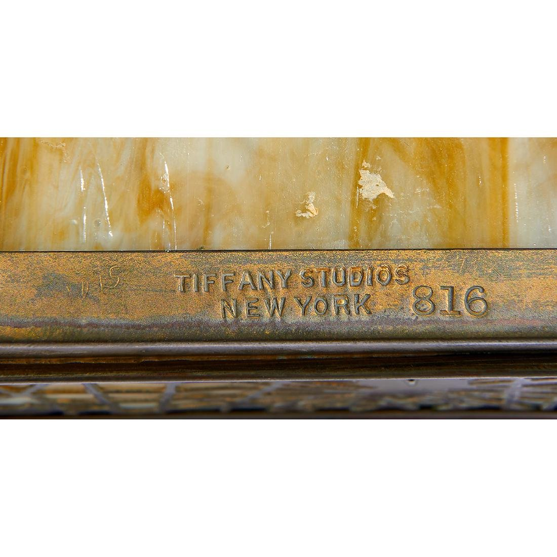 Tiffany Studios, Pine Needle Box, #816 - 4