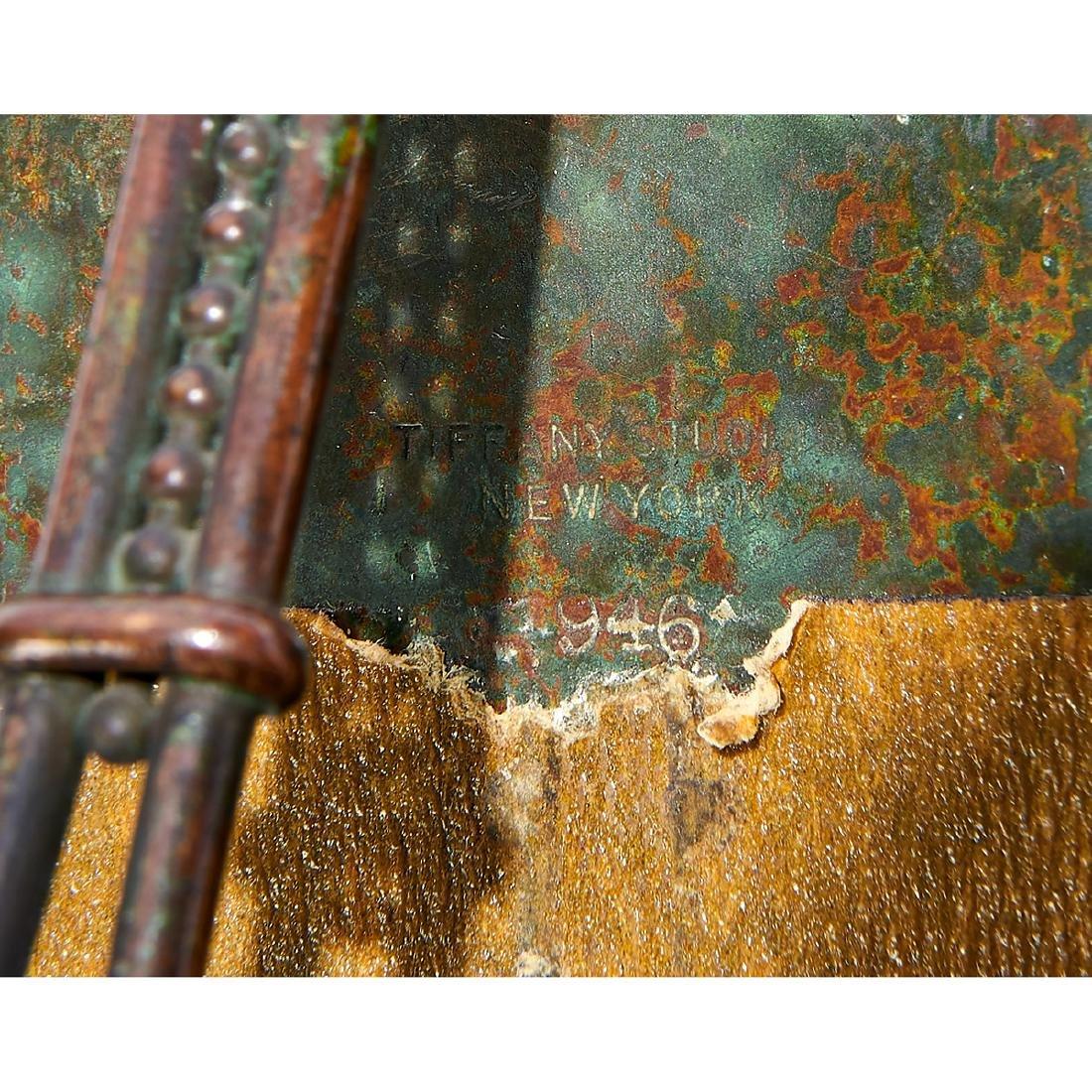 Tiffany Studios, Pine Needle Picture Frame, #946 - 3
