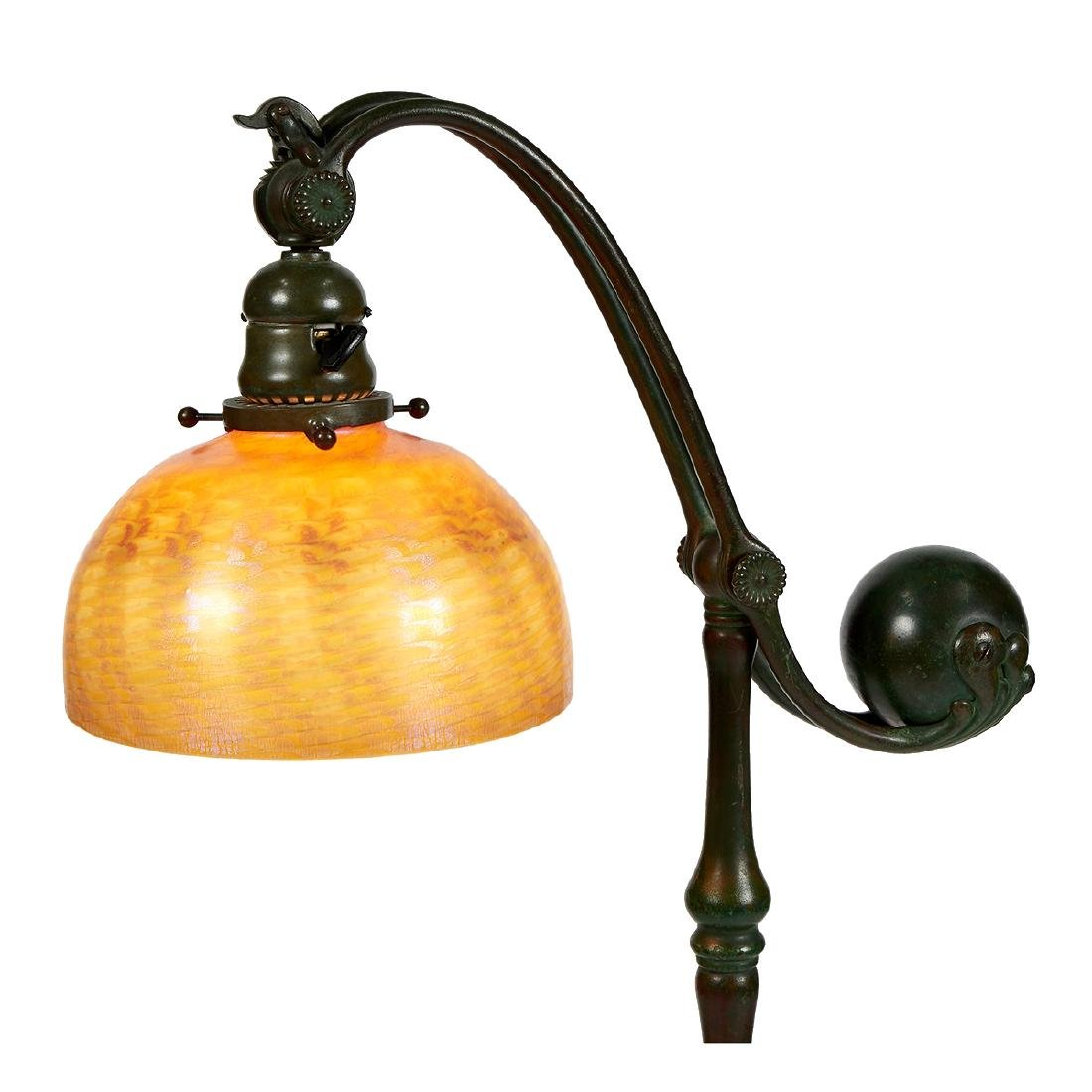 Tiffany Studios, Counter Balance Floor Lamp - 2