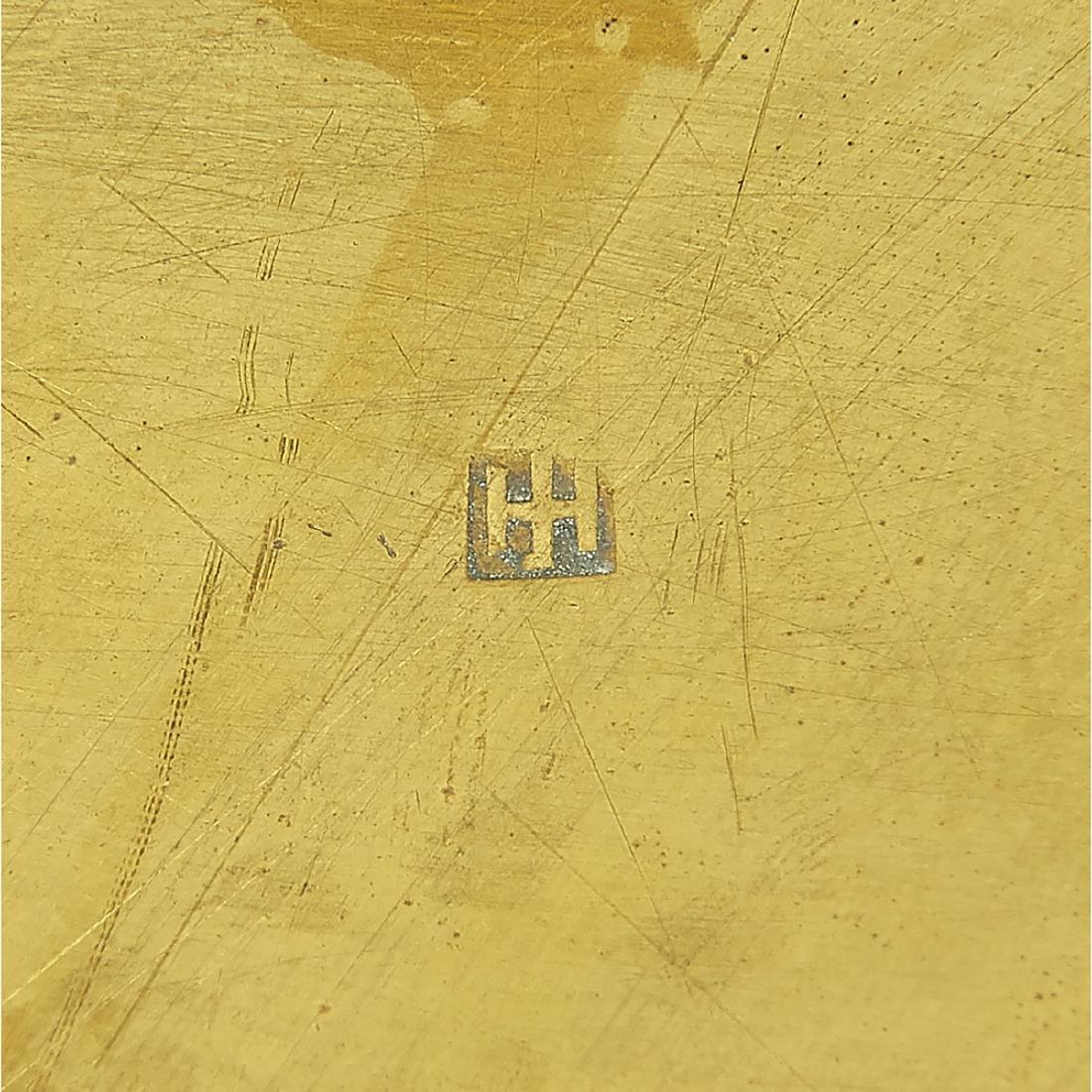 Hayno Focken, Brass Oversized Pitcher - 2