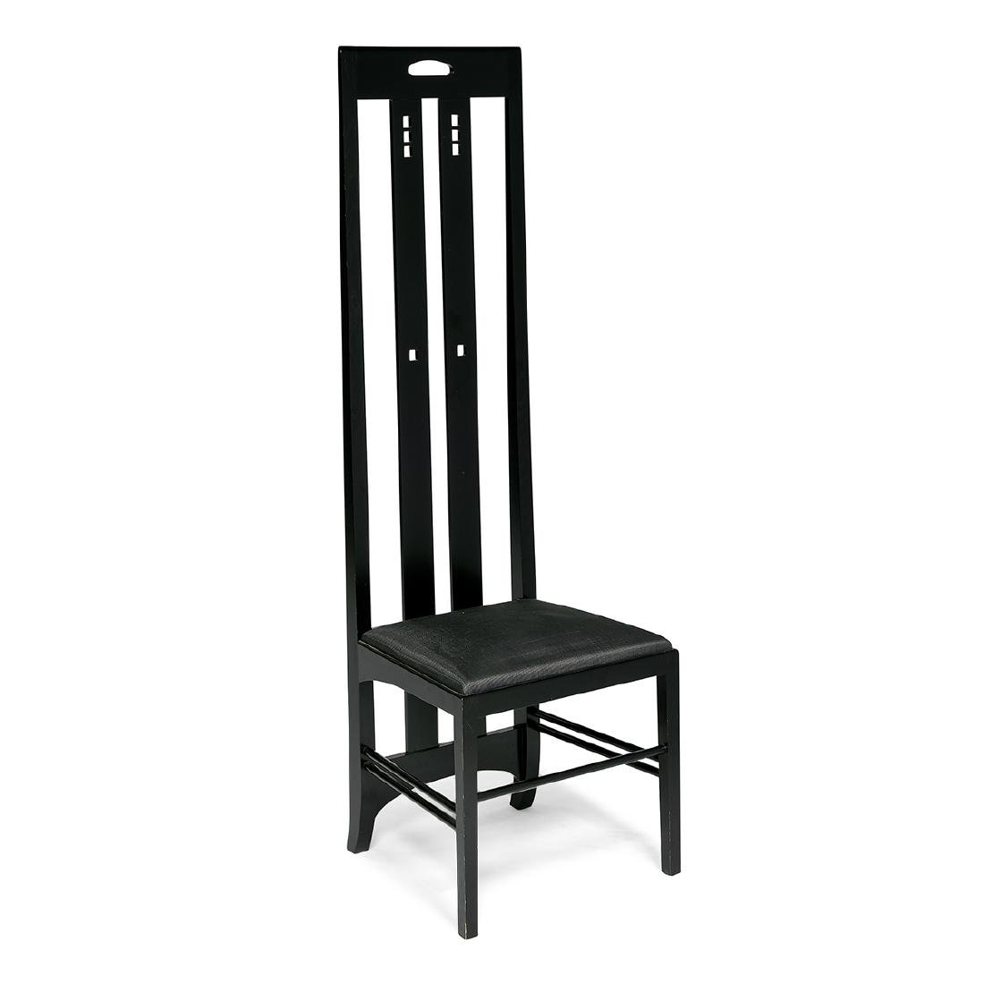 Charles Rennie Mackintosh Ingram chair Cassina