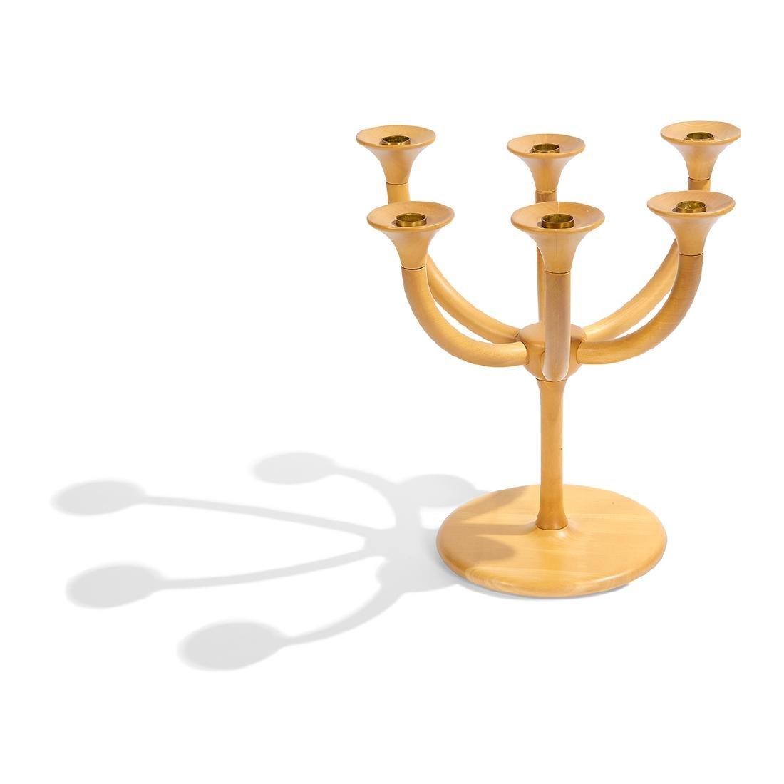 Nanna Ditzel for Brdr. Kruger candleholder - 3